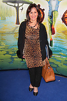 LONDON - JANUARY 05:   Arlene Phillips attends the Cirque du Soleil Totem premiere at the Royal Albert Hall, London, UK on January 05, 2012. (Photo by Richard Goldschmidt)