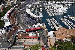 May 26, 2018 - Monte Carlo, Monaco - Motorsports: FIA Formula One World Championship 2018, Grand Prix of Monaco, ..#77 Valtteri Bottas (FIN, Mercedes AMG Petronas Motorsport), #31 Esteban Ocon (FRA, Sahara Force India F1 Team) (Credit Image: © Hoch Zwei via ZUMA Wire)