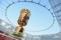 Fotball<br /> Tyskland<br /> 08.04.2015<br /> Foto: Witters/Digitalsport<br /> NORWAY ONLY<br /> <br /> Feature Pokal<br /> <br /> Fussball, DFB-Pokal, Viertelfinale, Bayer 04 Leverkusen - FC Bayern München