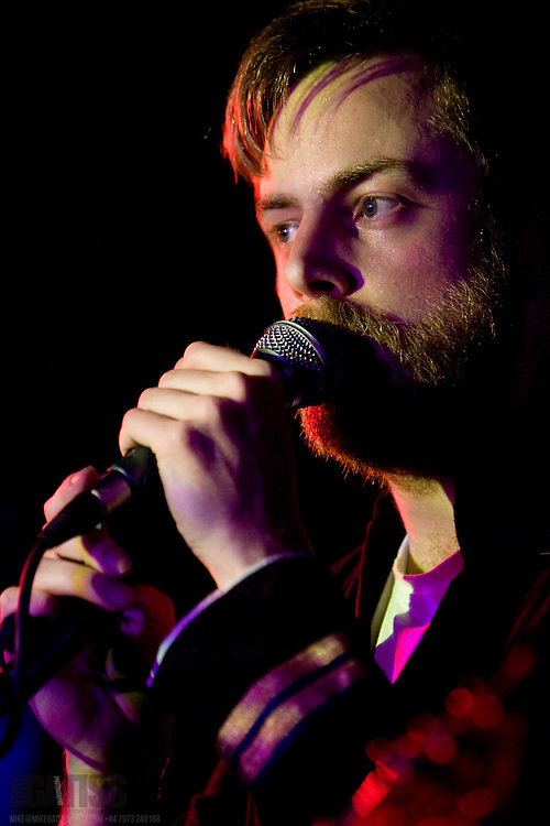 I Like Trains performing live at The Ruby Lounge, Manchester, United Kingdom, 2010-10-26