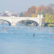 Po River, Turin (ITA)