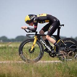 EMMEN (NED) June 16: <br /> CYCLING <br /> Riejanne Markus (Netherlands)