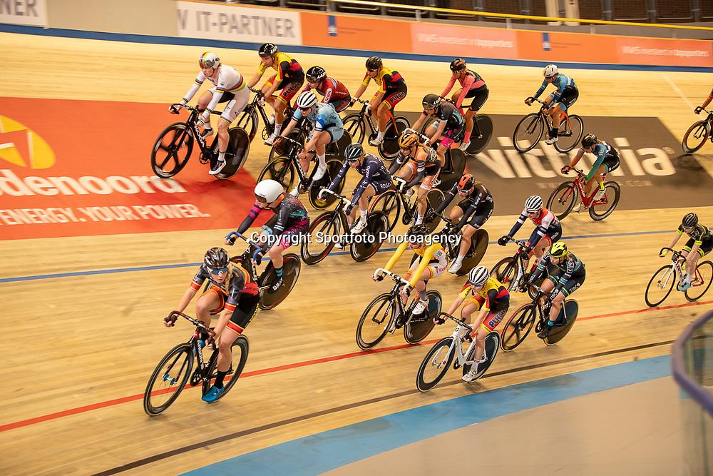 22-12-2019: Wielrennen: NK Baan Omnium: Apeldoorn