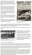 Heritage Insurance website, Commission to write articles on historic women racing drivers