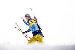 March 9, 2019 - –Stersund, Sweden - 190309 Mona Brorsson of Sweden at the women's training session during the IBU World Championships Biathlon on March 9, 2019 in Östersund..Photo: Petter Arvidson / BILDBYRÃ…N / kod PA / 92250 (Credit Image: © Petter Arvidson/Bildbyran via ZUMA Press)