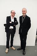Tristram Fetherstonhaugh; Patrick Fetherstonhaugh;, Frieze. Regent's Park. London. 18 October 2013