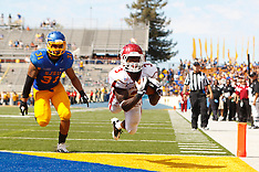 20110924 - New Mexico State at San Jose State (NCAA Football)