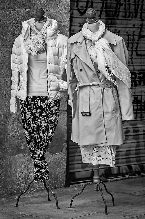 Two Friends, Barcelona