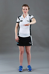 Umpire Louise Travis signalling centre positioned incorrectly
