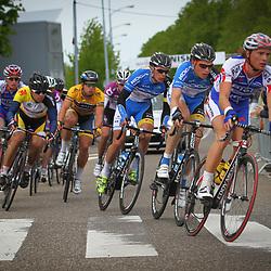Olympia Tour Noordwijkerhout-Hoofddorp, Johim Ariesen, Bart van Haaren, Wim Stroetinga, Wouter Wippert