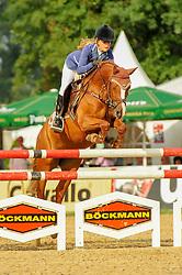 , DKB - Bundeschampionate Warendorf 31. - 04.09.2011, Charming Girl  11 - Tebbel, Justine