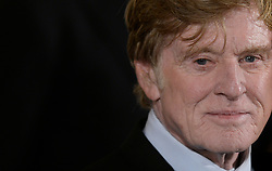 File photo - Actor Robert Redford looks on during a Presidential Medal of Freedom ceremony honoring 21 recipients, in the East Room of the White House in Washington, DC, USA, November 22, 2016. Oscar winner Robert Redford will retire from acting following this autumn's release of his upcoming film The Old Man & The Gun, the 81-year-old told Entertainment Weekly in a story published on Monday. Photo by Olivier Douliery/ABACAPRESS.COM
