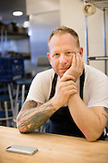 Portrait of Andy Ricker at Feast PDX