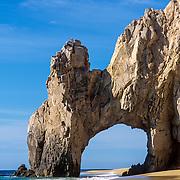 The Arch at Cabo San Lucas, Mexico.