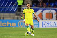 Oswaldo VIZCARRONDO - 24.01.2015 - Montpellier / Nantes  - 22eme journee de Ligue1<br />Photo : Nicolas Guyonnet / Icon Sport