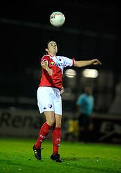 12-11-2009 VOETBAL: FC UTRECHT -AZ VROUWEN: UTRECHT<br /> Utrecht verliest met 1-0 van AZ / Manon van den Boogaard<br /> ©2009-WWW.FOTOHOOGENDOORN.NL