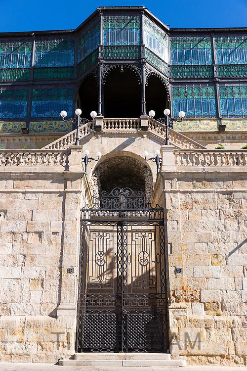 Casa Lis art deco and art nouveau museum, Museo de Art Nouveau y Art Deco,  Salamanca, Spain