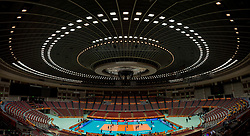 06-10-2018 JPN: World Championship Volleyball Women day 7, Nagoya<br /> Press conference coaches group Nagoya after training day for Netherlands and Brazil / Nippon Gaishi hall