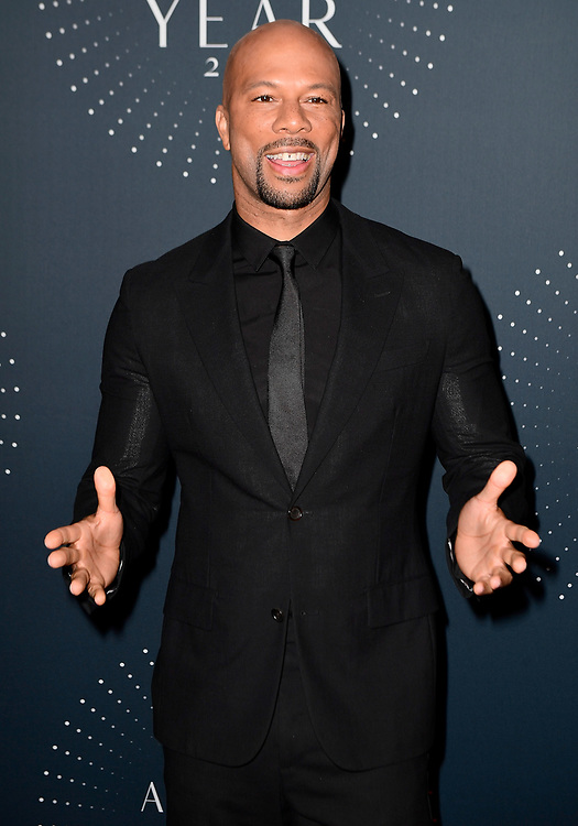 NASHVILLE, TN - OCTOBER 18:  Recording artist Common attends the 2017 CMT Artists Of The Year awards at Schermerhorn Symphony Center on October 18, 2017 in Nashville, Tennessee.  (Photo by Mickey Bernal/FilmMagic) *** Local Caption *** Common