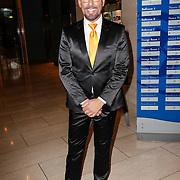 NLD/Amsterdam/20120908 - Modeshow wintercollectie Mart Visser 2012 / 2013, Maik de Boer