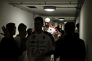 Cusin Marco<br /> Dolomiti Energia Trento - EA7 Emporio Armani Milano<br /> LegaBasket serieA 2017-2018<br /> Play Off FINALE Gara4<br /> Brescia 11/06/2018<br /> Foto Ciamillo-Castoria \\ Vincenzo Delnegro