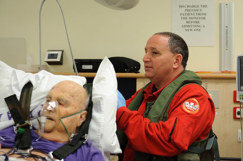 Life Flight Trust editorial coverage. December, 2011...Photo by Mark Tantrum | www.marktantrum.com