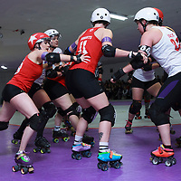 Team England showcase their new squad with a Red vs White event at The Thunderdome, Oldham, United Kingdom, 2017-04-22