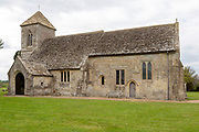 Village parish church of Saint Peter, Poulshot, Wiltshire, England, UK