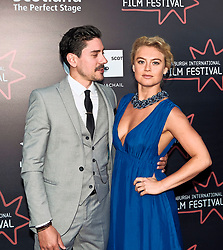 Edinburgh International Film Festival, Saturday, 23rd June 2018<br /> <br /> LUCID (WORLD PREMIERE)<br /> <br /> Pictured:  Sebastian Sabene and Katie Goldfinch<br /> <br /> (c) Alex Todd | Edinburgh Elite media