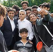 Sadiq Khan 4th July 2017