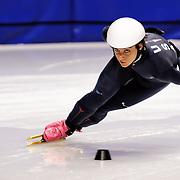 Allison Baver - US Speedskating Team - Short Track Speed Skating - Photo Archive