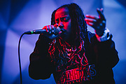 KayelaJ playing Girl Fest 2019 at Holocene in Portland, OR. Photo by Jason Quigley