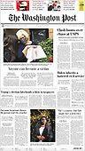 February 07, 2021 (USA): Front-page: Today's Newspapers In USA