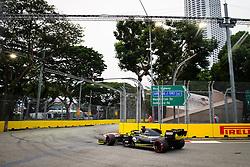 September 20, 2019, Singapore, Singapore: Motorsports: FIA Formula One World Championship 2019, Grand Prix of Singapore, .#3 Daniel Ricciardo (AUS, Renault F1 Team) (Credit Image: © Hoch Zwei via ZUMA Wire)