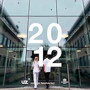 Annual report 2012 UZ Gent
