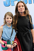 Premiere Spijt ! in Pathe Tuschinski, Amsterdam<br /> <br /> Op de foto:  Froukje Jansen met dochter