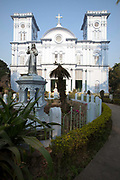 The Sacred Heart Church of Chandannagar (l'Eglise du Sacré Coeur), Chandannagar, India