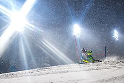 08.01.2019, Hermann Maier Weltcupstrecke, Flachau, AUT, FIS Weltcup Ski Alpin, Slalom, Damen, 1. Lauf, im Bild Ana Bucik (SLO) // Ana Bucik of Slovenia in action during her 1st run of ladie's Slalom of FIS ski alpine world cup at the Hermann Maier Weltcupstrecke in Flachau, Austria on 2019/01/08. EXPA Pictures © 2019, PhotoCredit: EXPA/ Johann Groder