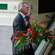NLD/Amsterdam/20101012 - Herdenkingsdienst overleden Antonie Kamerling,