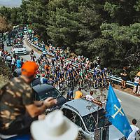 La Vuelta ciclista a España 2021