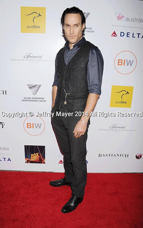 SANTA MONICA, CA- OCTOBER 26: Actor Callan Mulvey attends the 3rd Annual Australians in Film Awards Benefit Gala at the Fairmont Miramar Hotel on October 26, 2014 in Santa Monica, California.