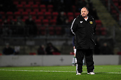 Yeovil Town Manger Gary Johnson - Photo mandatory by-line: Dougie Allward/JMP - Tel: Mobile: 07966 386802 09/01/2013 - SPORT - FOOTBALL - Matchroom Stadium - London -  Leyton Orient v Yeovil Town - Johnstone's Paint Trophy Southern area semi-final.