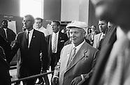 Nikita Khrushchev visit to the USA