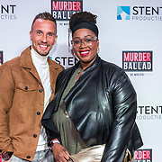 NL/Gouda/20201012 - Premiere Murder Ballad, Shirma Rouse en ............