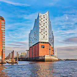 Elbphilharmonie in Hamburg, Hamburg, Germany, Europe