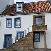 St. Monans, small village on the coast of Fife, Scotland<br />