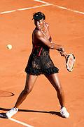 Roland Garros. Paris, France. 23 Mai 2010..La joueuse americaine Venus WILLIAMS contre Patty SCHNYDER...Roland Garros. Paris, France. May 23rd 2010..American player Venus WILLIAMS against Patty SCHNYDER..