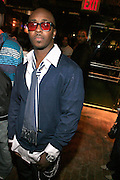 """Kwame at the Alica Keys """" As I am"""" celebration wrap party at Park on June 18, 2008"""