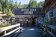 Refuge Cove, Desolation Sound, British Columbia, Canada