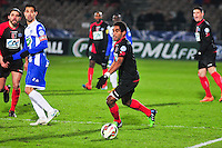 Georges Gope Fenepej - 21.01.2015 - Boulogne / Grenoble - Coupe de France<br />Photo : Philippe le Brech / Icon Sport